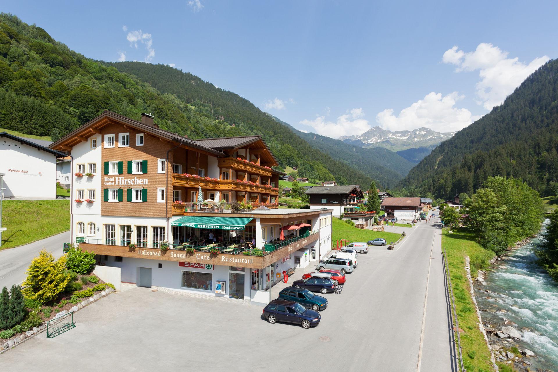 Infos Hotel Hirschen Silbertal 4 Sterne Hotel Kristberg